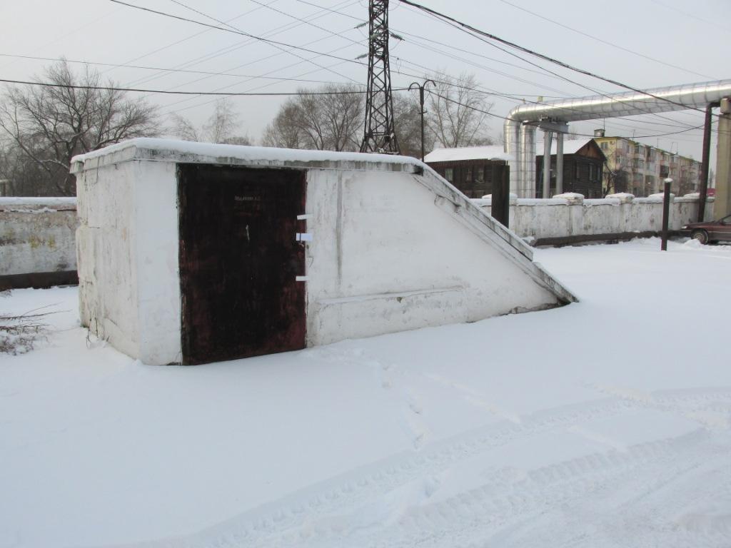 Трофимова 4(Овощехранилище); 48,5 кв.м.